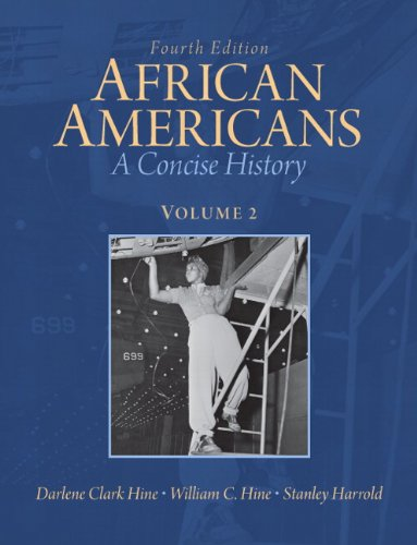 Search : African Americans: A Concise History, Volume 2 (4th Edition)