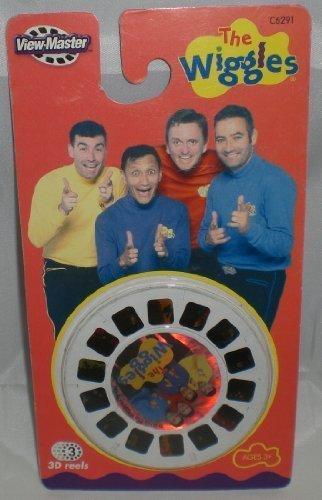 The Wiggles 3D View-Master Reels