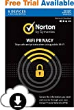 Software : Norton WiFi Privacy VPN - 5 Devices [Monthly Subscription]