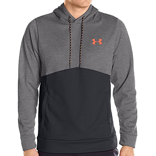 carbon Sweat Heather Homme Black 1280750 Armour Under nkXP0O8w
