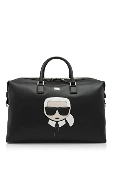 NoirChaussures Bandoulière De Karl Lagerfeld Voyage Sac nyvm0ON8w