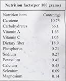 CCnature Certified Organic Super Grade Goji Berries 1 Pound Wolfberry