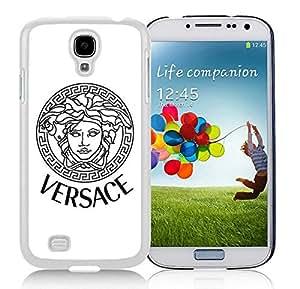 Galaxy S4 Case,VERSACE 000 White For Samsung Galaxy S4 i9500 Case WANGJING JINDA