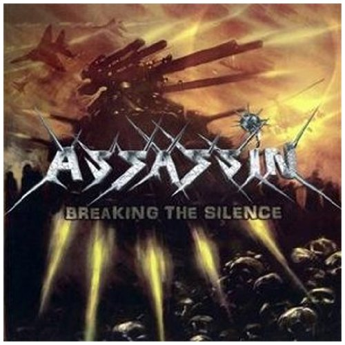 Assassin: Breaking the Silence (Audio CD)