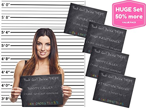 HUGE Party Shots Height Backdrop product image