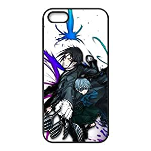 iPhone 5 5s Cell Phone Case Black Black Butler BDX