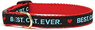 product image for Up Country Best Cat Ever Cat Collar