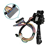 Turn Signal Switch Headlight Wiper Cruise Control High Low Beam Dimmer Lever Fit D6280C 88963625 for Buick Century Regal 1997 1998 1999 2000 2001 2002 2003 2004 2005 V6 3.1L 3.8L/DOICOO