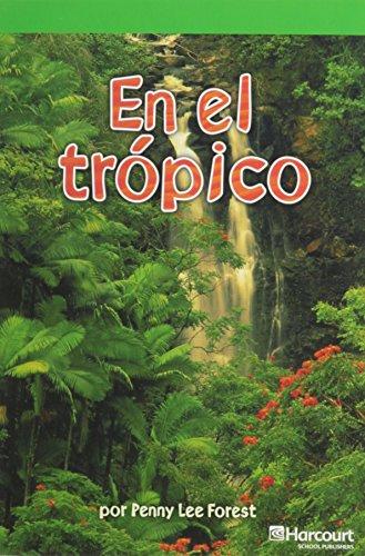 Villa Cuentos: Advanced Reader 5-pack Grade 1 En el tropico (Spanish Edition) [HARCOURT SCHOOL PUBLISHERS] (Tapa Dura)