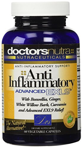 Natural Anti-Inflammatory Advanced EXL9 Pain Relief - Strong Relief Pain