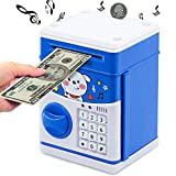 Electronic Piggy Bank, Piggy Bank for Boys, Money