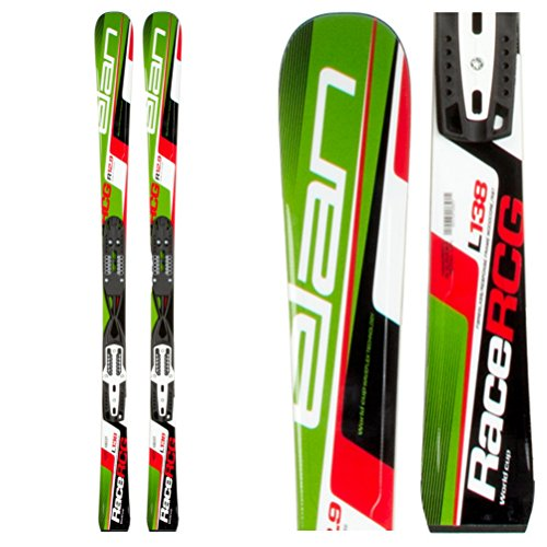 Elan RCG Waveflex Plate Junior Race Skis 138cm
