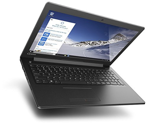 Lenovo 15.6 inch HD Laptop Intel Pentium Dual-Core Processor 6GB RAM 1T HDD DVD RW Bluetooth, Webcam WiFi 801.22 AC HDMI Windows 10 Black by Lenovo