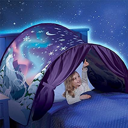 Dream Tents Moonvvin Kids Pop Up Bed Tentplayhouse Dream Magical
