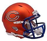 NFL Chicago Bears Alternate Blaze Speed Mini Helmet