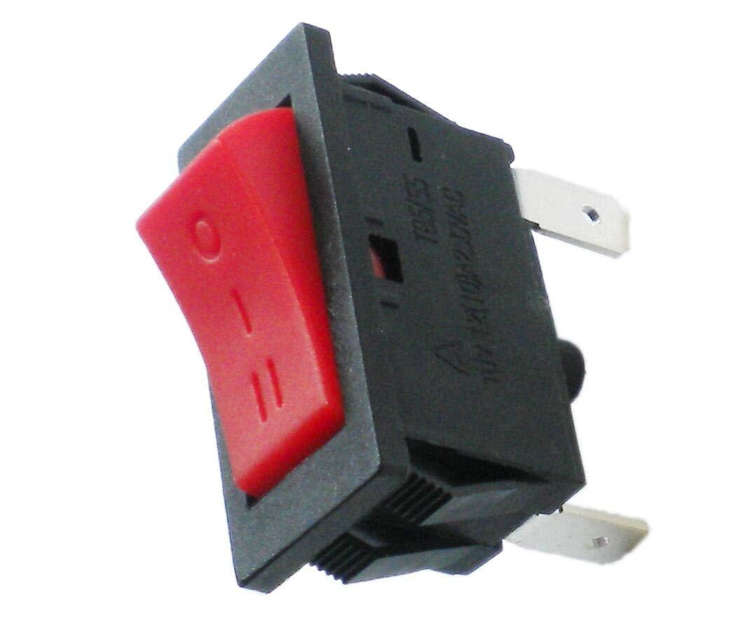 Chunlin Repair Replacement Part Power Switch for Shark Vacuum Cleaner NV22 NV26 NV355 NV60 NV70 NV95 UV400 UV410 UV420 UV440