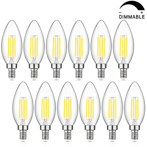 Best Led Chandelier Light Bulbs