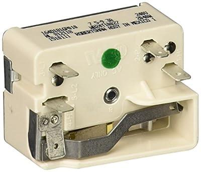 GE WB24T10027 Burner Infinite Switch for Stove/ Ra