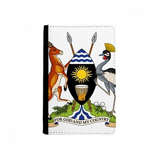 Beatchong Uganda Afrika National Emblem Pass Halter Travel