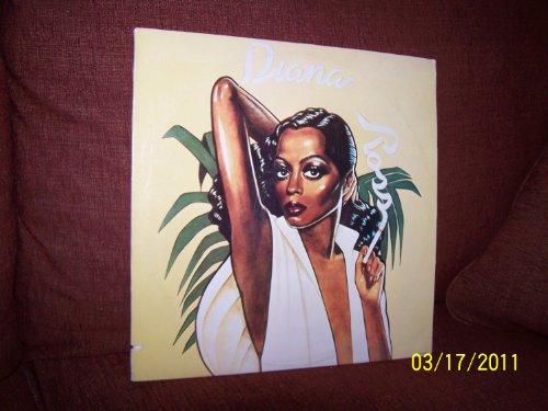 Diana Ross LP Vinyl Album 1978 Motown titled