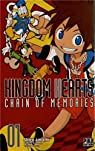 Kingdom Hearts - Chain of Memories, tome 1 par Amano