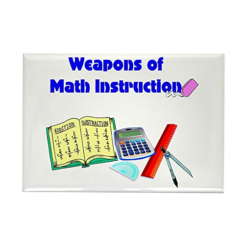 (CafePress Scott's Weapons of Math Destruction Rectangle Magn Rectangle Magnet, 2