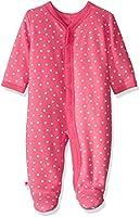 Baby Creysi F2537 BBF Peleles para Dormir para Niñas, color Rosa Intenso, 6 a 9 Meses