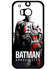 Naruto for iphone6plus's Shop Htc One M8 Case Cover, Unique Batman Arkham City Characters Photo Slim Fit Clear Back Cover for Htc One M8 7066593ZA823102375M8