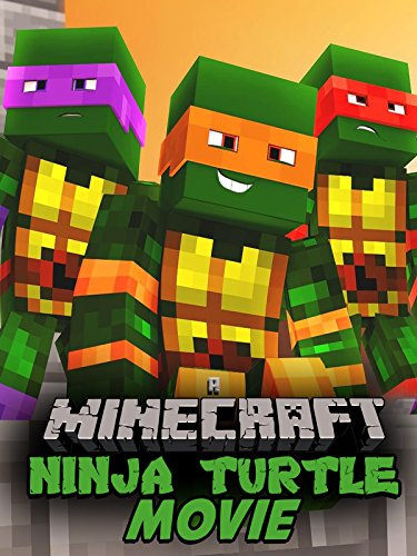 A Minecraft Ninja Turtle Movie