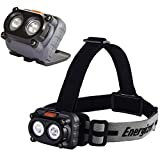 Energizer LED AAA Headlamp, Hard Case Professional Rugged Flashlight, 3.75 Hour Run Time, 250 Lumens (Batteries Included)