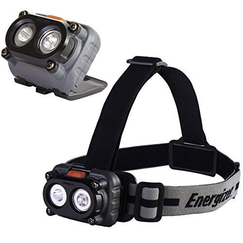 Energizer Hard Case Professional Rugged Headlight Energizer Headlamp