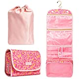 [IMPROVED] Bella's Gift Toiletry Bag - New Design Compact Hanging Travel Cosmetic Makeup Organizer...