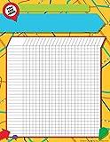 "Eureka Learning Adventures Grid 17""x22"" Charts (837240)"