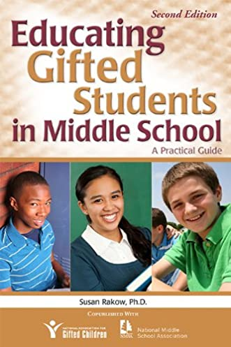 amazon com educating gifted students in middle school a practical rh amazon com Online Books eBook- Reader