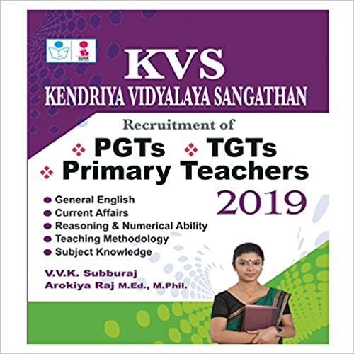 KVS TGT & Primary Teacher Guide