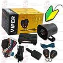 2013 Viper 1-way Car Alarm