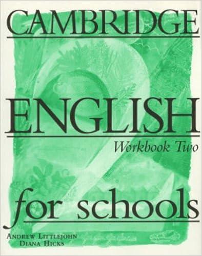 !UPD! Cambridge English For Schools 2 Workbook. names abril train season MULTIPLE Derechos