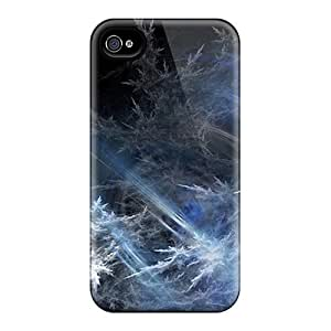 Excellent Design Ice Crystals Cases Covers For Iphone 4/4s