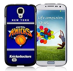 Personalized Case for Samsung Galaxy S4 NBA New York Knicks Unique Design Phone Cover