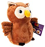 Twinkle Twinkle Owl & Star Official Plush