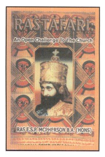 Rastafari, The People's Theology From 'Below' Hermeneutic Interpretation: An Open Challenge to the Church