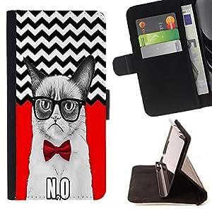Dragon Case - FOR Samsung Galaxy S5 Mini, SM-G800 - I need the air - Caja de la carpeta del caso en folio de cuero del tir¨®n de la cubierta protectora Shell