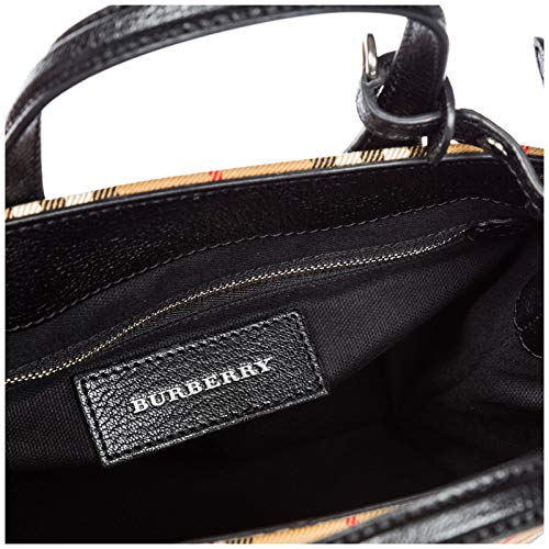 sac marron femme Banner tote main à BURBERRY pxBFYp