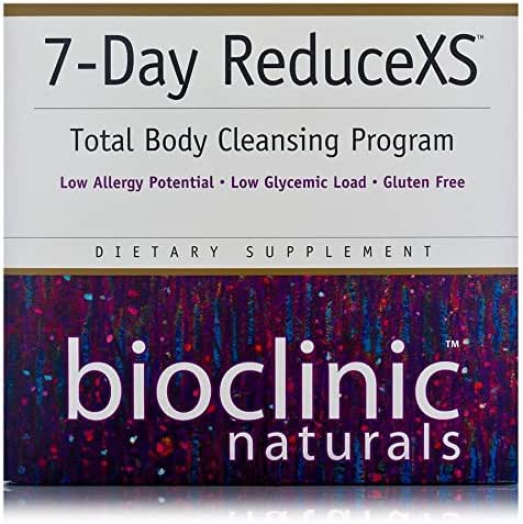 Bioclinic Naturals 7-Day ReduceXS, Single Kit