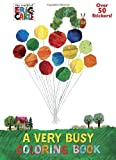 A Very Busy Coloring Book, Mona Miller, 0449816095