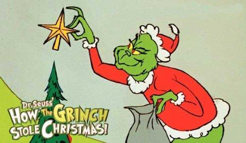 How the Grinch Stole Christmas Movie Poster (11 x 17 Inches - 28cm x 44cm) (1966) Style B -(Boris Karloff) ()