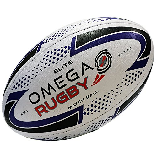 Omega Rugby Elite Match Rugby Ball (4)