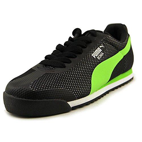 Puma Rome Mesh Men Us 7.5 Sneakers Nere
