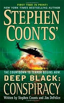 Deep Black: Conspiracy 0312937008 Book Cover