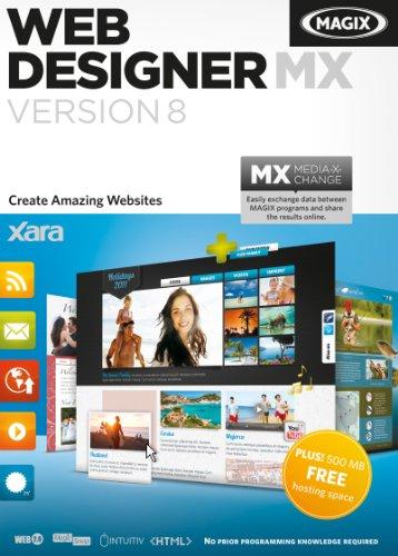 Xara Web Designer MX [Download] by MAGIX